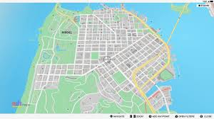 Marin Map Money Bags Collection Locations Guide P1 Watch Dogs 2
