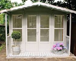 Summer Garden Houses - summer house decor ideas