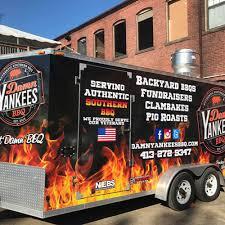 damn yankees bbq holyoke ma food trucks roaming hunger