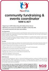 fundraising coordinator cover letter
