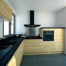 cuisine noir laqué pas cher cuisine laquee cuisine meuble noir cuisine blanche avec plan