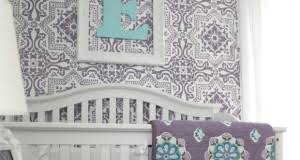 wall stencils in nurseries and kid u0027s rooms painted wall decor