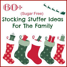 Stocking Stuffers Ideas 60 Sugar Free Stocking Stuffers Ideas Castle View Academy