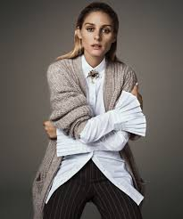 olivia palermo stars in banana republic u0027s holiday ad campaign