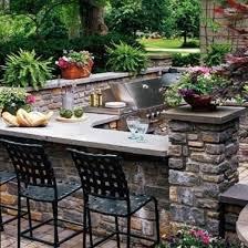 20 modern outdoor kitchen ideas