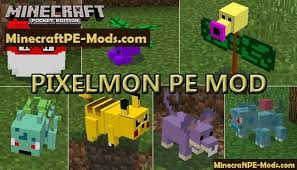 minecraft pocket edition apk 0 9 0 pixelmon mod for minecraft pe 1 2 10 1 2 9 1 2 8 1 2 7 1 1 5