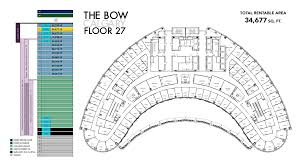 Skyscraper Floor Plans by The Bow Calgary One Of The World U0027s Finest Office Towers