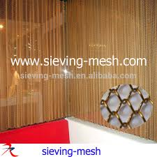 Metal Coil Drapery List Manufacturers Of Metal Coil Curtain Buy Metal Coil Curtain