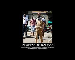 Professor Badass Meme - badass page 1