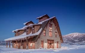 wild goose ranch equestrian barn kelly u0026 stone architects