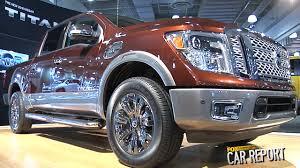 nissan titan half ton fox car report nissan u0027s all american titan truck youtube