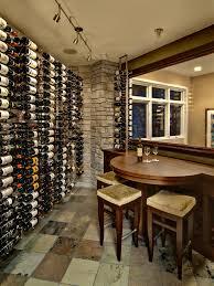 contemporary wine racks wine cellar contemporary with wall wine