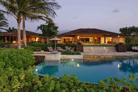 vacation homes in luxury oahu big island vacation rentals hawaii homes