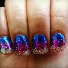 25 best glitter nails images on pinterest glitter nail designs