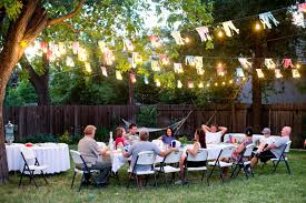 Backyard Party Lights by Backyard Party Photo With Astonishing Backyard Party S In Ideas On