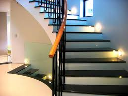 modern interior led stair lighting interior led stair lighting