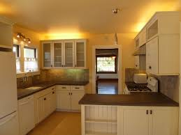 bungalow style homes interior mission style kitchen cabinets craftsman bungalow kitchen