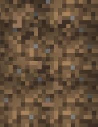 minecraft wrapping paper free minecraft wrapping paper pattern in brown dirt block to use as