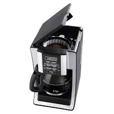 How To Make A Coffee Grinder Amazon Com Mr Coffee 12 Cup Programmable Coffee Maker With