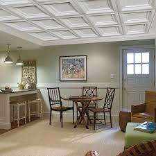 ceiling tile ideas for basement basement ceiling ideas basement
