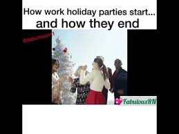 Christmas Party Meme - holiday parties nurse humor work meme christmas party youtube