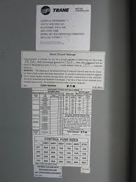 trane wiring diagrams model sesapro com