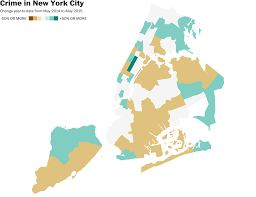 New York Crime Map by The Overwrought Very Political Hand Wringing Over Crime In New