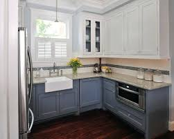 Color Ideas For Painting Kitchen Cabinets Two Tone Painted Kitchen Cabinet Ideas Fantastic Painting Kitchen