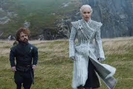 daenerys winter coat designed by michele clapton game of thrones