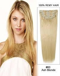 light ash blonde clip in hair extensions 22 11pcs 22 light ash blonde straight clip in remy human hair