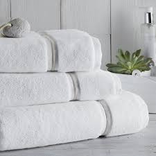 Powder Room Towels Towels U0026 Bath Sheets Hand U0026 Guest The White Company