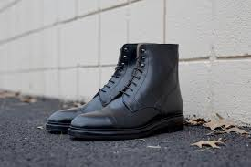 rider boot co size 9 5d horween shell cordovan cap toe boots
