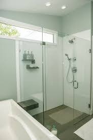 bathroom glass pocket doors frameless shower glass panel