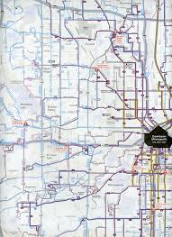 Chicago Bus Routes Map by Public Transportation City Of New Hope Minnesota