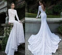 Long Sleeved Wedding Dresses Long Sleeve Wedding Picmia