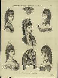 hair style of 1800 16 best vintage past 1800 s beauty hair styles ideas ads