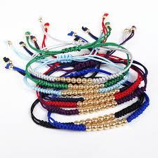 macrame bead bracelet images 2017 colorful summer design wholesale top quality braided jpg