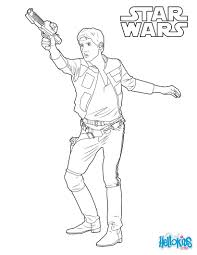 han solo coloring pages hellokids com