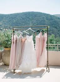 the rack wedding dresses brides bridesmaids photos bridesmaid dresses on clothing rack