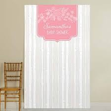 personalized photo backdrop personalized baby photo backdrop personalized baby shower