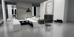 Contemporary Office Interior Design Ideas Modern Office Interior Commercial 3d Model Cgtrader