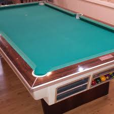 brunswick monarch pool table find more 1965 brunswick monarch model gz pool table for sale at up