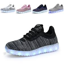 light up running shoes sikelo boys girls 22 colors led light up running shoes for kids usb