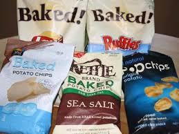 taste test baked potato chips food network healthy eats