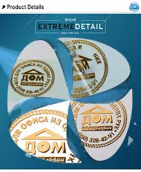 nickel electroforming custom sticker nickel electroforming metal 3d logo label permanent
