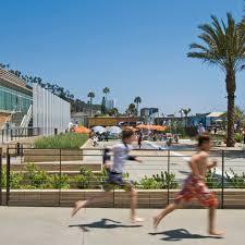 Annenberg Beach House Santa Monica by Urban Design Landscape Architecture Los Angeles