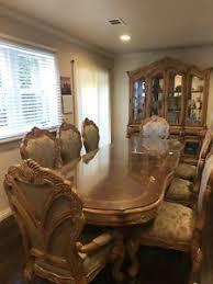 luxury dining room sets luxury dining table ebay