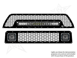 Led Grill Light Bar by Toyota 4 Runner Led Grille For 2010 2013