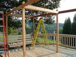 Wood Gazebo Design by Home Design Attached Covered Pergola Plans Farmhouse Medium
