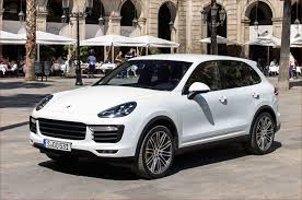 porsche cayenne 2015 luxury porsche suv 2015 white car